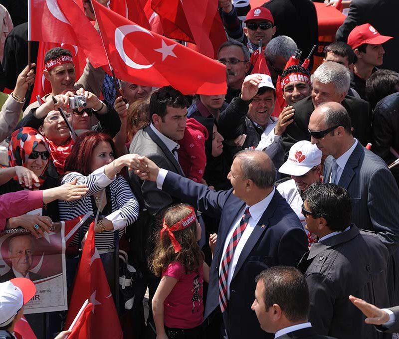 İzmir Miting